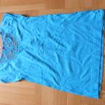Jak zkrátit pružné tričko