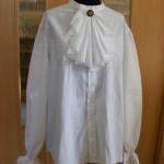 Jak jsem šila kostýmy - část první - košile s fiží