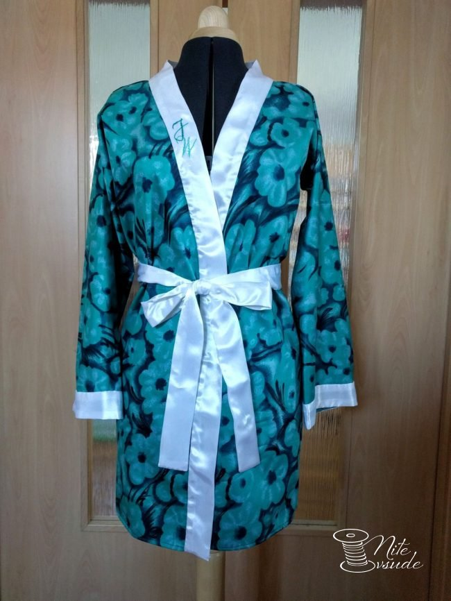 Kimono župánek - s návodem