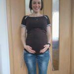 Těhotenský top