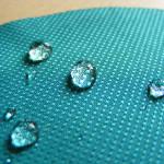 Vodotěsné šití - nepromokavá bunda (Minoru jacket)