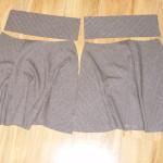 Jak ušít sukni na zip