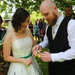 Svatební šití I.