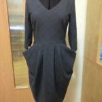 Vlněné šaty na zimu